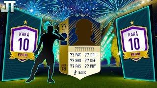 GUARANTEED ICON AND KAKA SBC!! - FIFA 18 ULTIMATE TEAM
