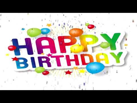 Happy Birthday song ( Jazz / Big Band Version) HQ Audio