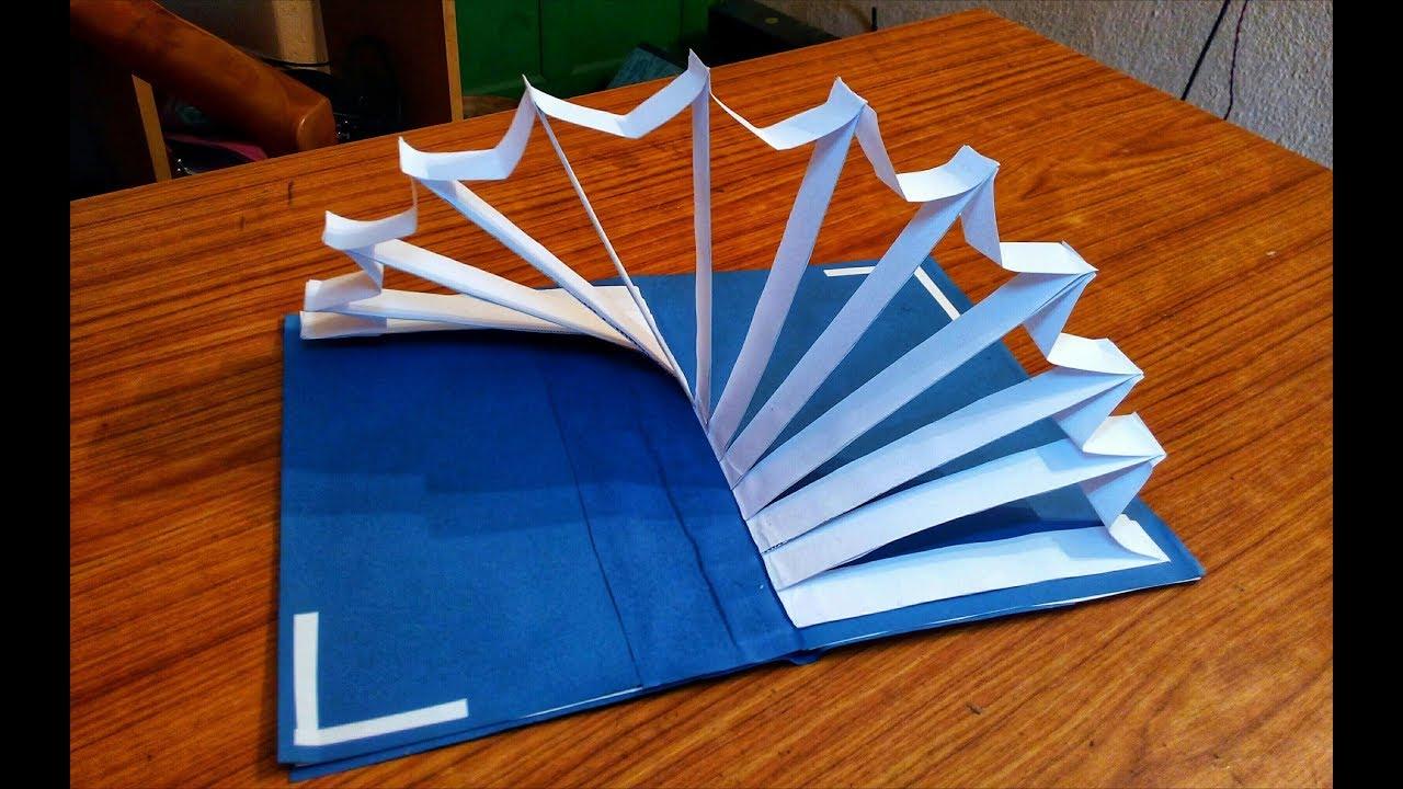 DIY 3D Pop up Card-Paper Crafts-Handmade Craft- Mother's ...