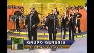 TEMA FIESTA FIESTA  GRUPO GENESIS DE PR. MILTON CORTES G.