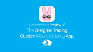 Energizer Trading - Mobile App Preview - ENE560W