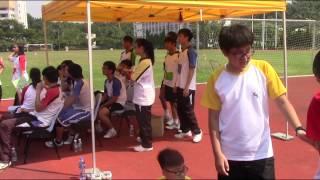 2014年 第44屆中華基督教會基新中學 陸運會