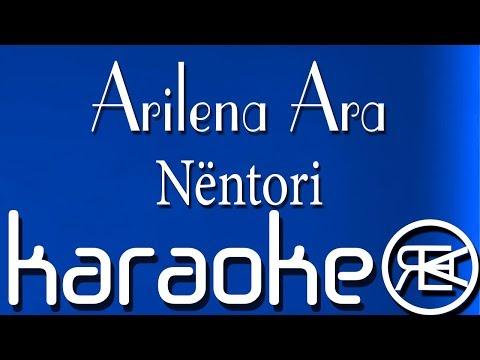Arilena Ara - Nëntori (Instrumental Karaoke Version), (ReProd. by Alernu)