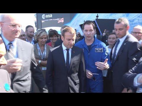 Salon de l'Aéronautique du Bourget 2017, le Film