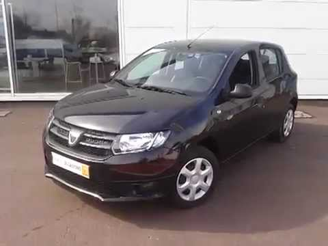 renault saint lo dacia sandero 1 5 dci 75 fap ambiance youtube. Black Bedroom Furniture Sets. Home Design Ideas