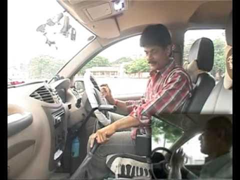 handicap car for handicaped people