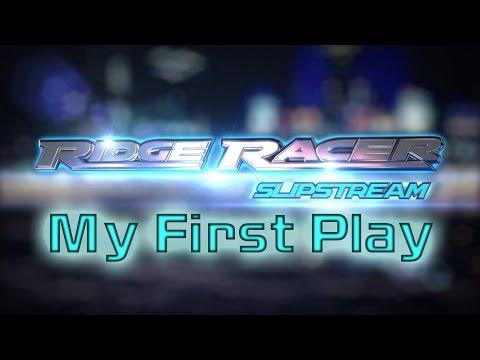 [My1stPlay] Android - RIDGE RACER SLIPSTREAM