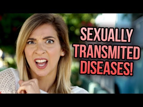 STDs FROM A TOILET SEAT??!! | SEX ED ON THE STREET w/ The Gabbie Show