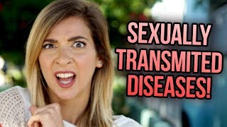 Video STDs FROM A TOILET SEAT??!! | SEX ED ON THE STREET w/ The Gabbie Show download MP3, 3GP, MP4, WEBM, AVI, FLV Juni 2018