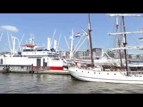 GERMAN WATERS Part 3 Brunsbuttel to Hamburg (HD1080)
