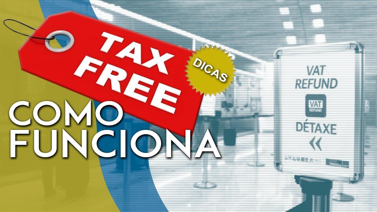 como receber tax free no brasil
