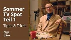 Schlafzimmer gestalten für den Sommer | IKEA Tipps & Tricks