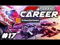 F1 2019 CAREER MODE Part 17: 14 OVERTAKES IN 3 LAPS AFTER A 70 PLACE GRID PENALTY!
