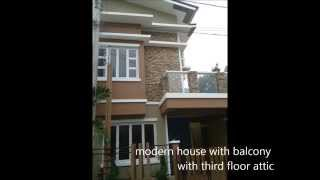 St Agatha House For Sale (near Nlex Tabang Exit) Bulacan