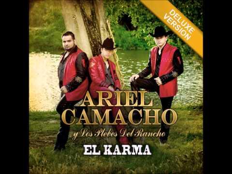 Ariel Camacho Y Los Plebes Del Rancho - 50 MentadasDeluxe Version 2014