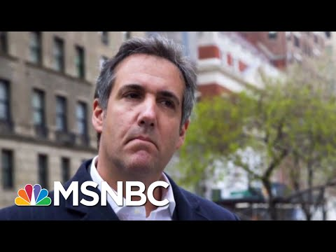 Stormy's Trump Lawsuit Delayed Because Michael Cohen Could Be Indicted | The 11th Hour | MSNBC