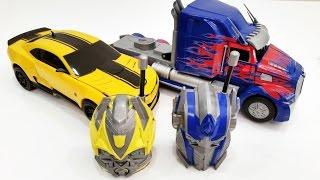 Видео для детей. Распаковываем две рации: Трансформеры Оптимус Прайм и Бамблби.(Распаковываем и играем с двумя классными игрушечными рациями, которые выглядят как трансформеры автоботы..., 2016-07-20T16:27:25.000Z)