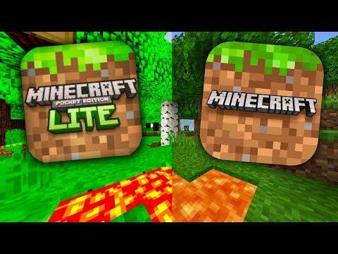 Let's Revive Minecraft Lite Edition... Kinda.