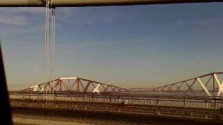Chemtrails Scotland-Forth Bridge
