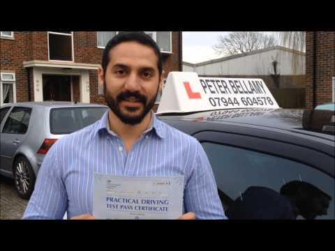 Driving Lessons In Horsham - Review
