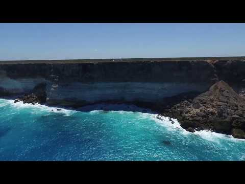 The Great Australian Bight Camping