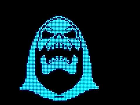 The Return of Skeletor — Animation on a 0 96