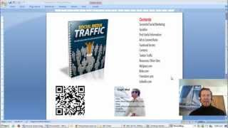 How to resize images including QR Code from Computer - for Internet Marketers