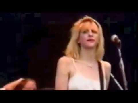 "Hole - ""Violet"" live at 1993 Phoenix Festival, Stratford-upon-Avon"