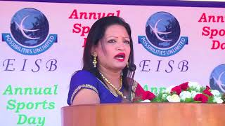welcome speech for school sports day Federal government girls' college lejja at the college sports ground it is my pleasure to welcome you i want to assure you all that the day holds a lot.