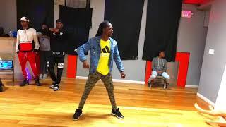 davido fall dance #YFD @kingjafi_rock