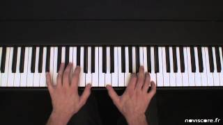 Stromae - Formidable - Cover Piano - Partition Noviscore