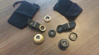 Aliexpress Обзор объектив камеры Рыбий глаз для телефонов(, 2017-04-11T10:29:17.000Z)