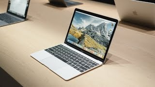 The New Macbook Impressions!(Hands-on with the thinner, lighter new Macbook for 2015! The new Macbook: http://www.apple.com/macbook/ USB-C Explained: https://youtu.be/ZrZISyPucMg ..., 2015-03-10T05:10:30.000Z)