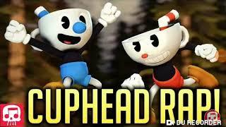 Cuphead rap wow