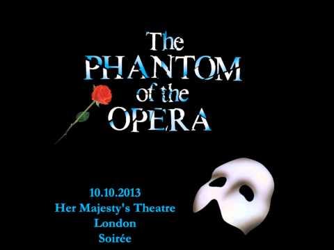 Angel of Music  The Phantom of the Opera 10.10.2013