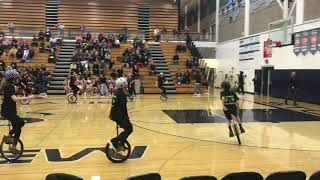 Highlights of Skyview's 58-41 4A bidistrict win over Auburn Mountainview