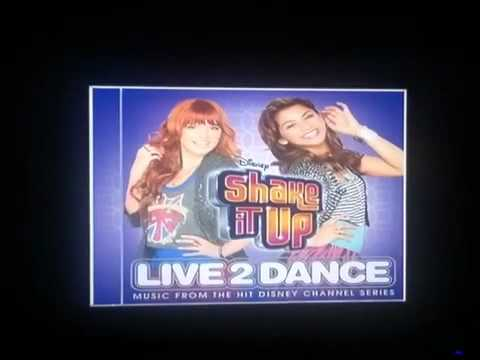 Shake It Up: Live 2 Dance - 1. Whodunit - Adam Hicks and Coco Jones