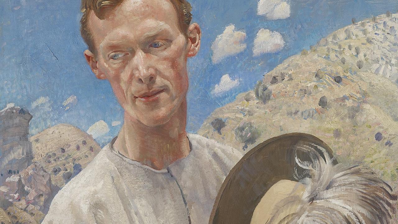NGV Extra: George W. Lambert: the artist - YouTube