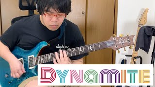 【BTS】Dynamiteを弾いてみたにょ! メサイア様のMusic channel