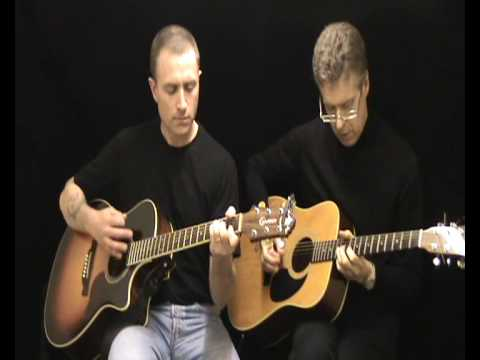 KnowFret The Stranglers No More Heroes Acoustic Guitar Cover