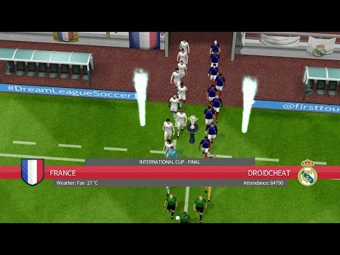 Dream League Soccer 2016 Android Gameplay 58 DroidCheatGaming