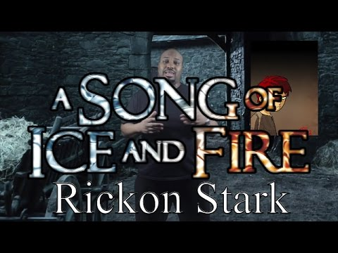 A Song Of Ice And Fire: Rickon Stark (Profile)