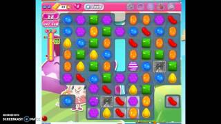 Candy Crush Level 1583 help w/audio tips, hints, tricks