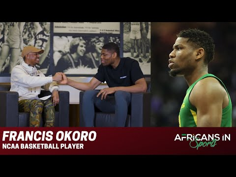 Francis Okoro | Violence in Nigeria, Abuse and Neglect in the US, Using Basketball as a Way Out