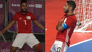 EGYPT vs IRAQ - Epic Futsal Match