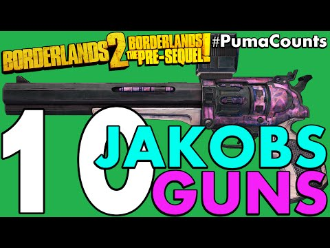 Top 5 Worst Dahl Guns And Weapons In Borderlands 2 And The Pre