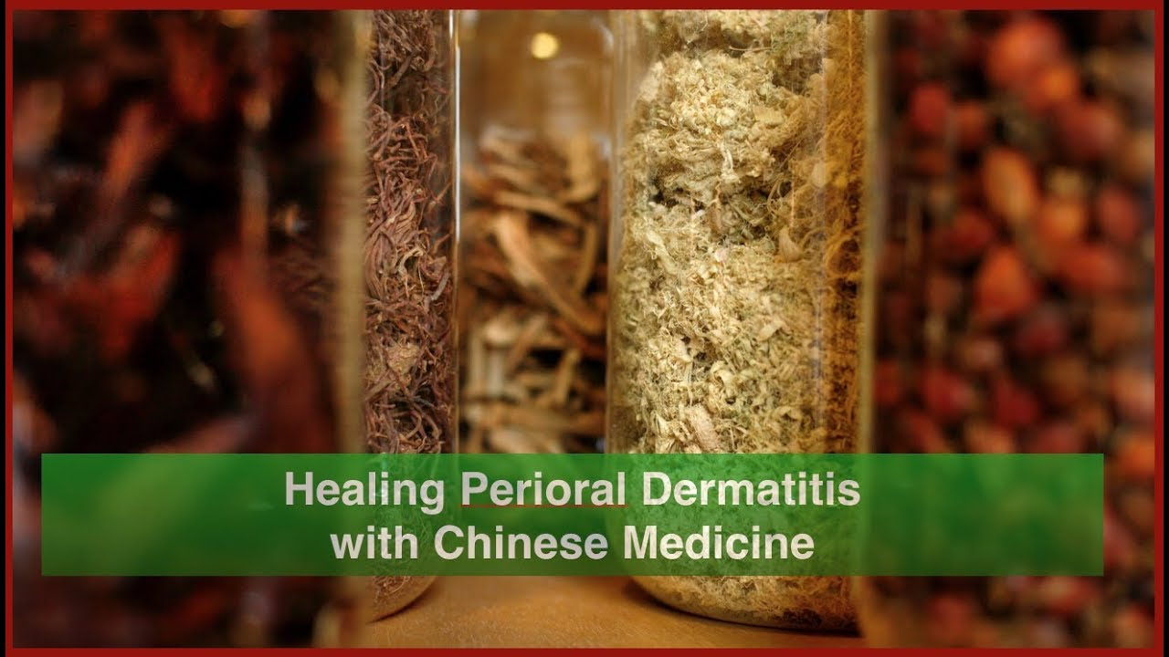 Holistic Treatment of Perioral Dermatitis | Yin Yang Dermatology