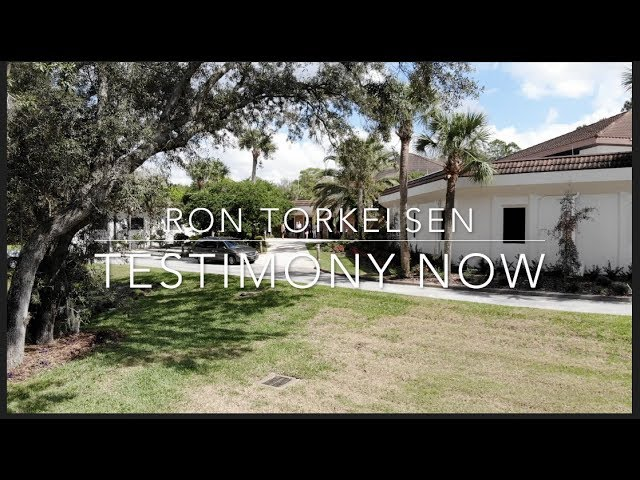Testimony Now interviews Ron Torkelsen