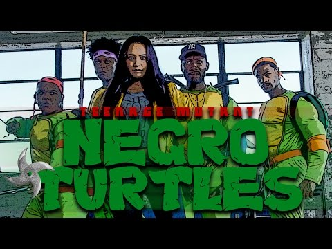 Thumbnail: TEENAGE MUTANT NINJA TURTLES (PARODY) by @KingBach