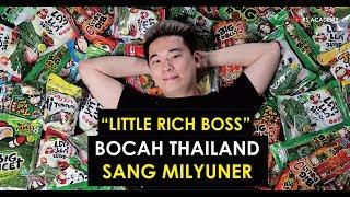 Download Mp3 Thailand Crazy Rich, Kisah Top Ittipat Jadi Milyuner Usia 26 Tahun